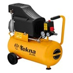 Motocompressor de Ar 2hp 116psi 25 L Cp8525 Tekna