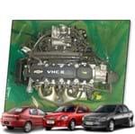 Motor Completo 1.0 FleXpower 8V Celta 2009 a 2016