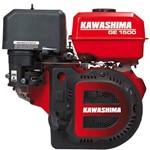 Motor Estacionário 14 Hp 4 Tempos Ge 1500 Kawashima