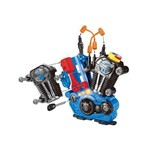 Motor Radical Hot Wheels Monte e Desmonte