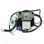 Motor Ventilador + Sensor Temperatura Refrigerador Electrolux 127v 6 Vias 70201413