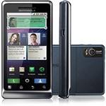 Motorola A953 Milestone 2-preto -gsm-cel Tim - Tim Celular Sa.