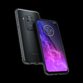 MotorolaOne Zoom Titanium