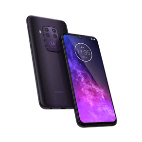 MotorolaOne Zoom Violet