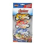 Motos Fricção Vingadores - Toyng 26542