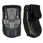 Motosound Bomber - Multimídia P/ Capacete Tel Bluetooth Gps Preto Preto Preto Preto