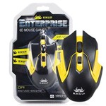 Mouse Gamer 6d Enterprise Knup - Kp-v25