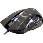 Mouse Gamer Byakko Dazz 5200 Dpi - PC