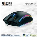 Mouse Gamer Gamdias Zeus M1 Rgb 7000dpi