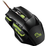Mouse Gamer Óptico Multilaser 2400 DPI - PC