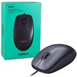 Mouse M90 Usb Óptico Original