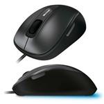 Mouse Microsoft Comfort Mouse 4500   Usb   4fd-00004   Pc e Mac