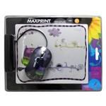 Mouse Ótico Maxprint USB Base para Mouse 609156