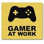 Mouse Pad Gamer At Work Joystick