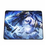 Mouse Pad Gamer Knup Kp-s07- League Of Legends Azul