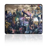 Mouse Pad Gamer Variado Emborrachado Dex Medio