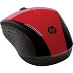 Mouse Sem Fio X3000 K5d26aa Vermelho