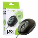 Mouse Usb Optico Pto Pisc 1807