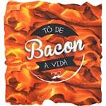 Mousepad Decor Colorfun Bacon Reliza