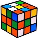Mousepad Decor Colorfun Cubo Mágico Reliza