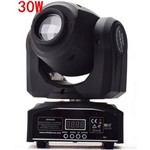 Moving Head Spot Led Osram 30w Dmx