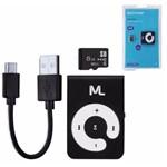 Mp3 Player com Microsd 8gb e Cabo Micro Usb Mc300