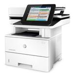Multifuncional HP Laserjet Enterprise Flow M527C – Branco