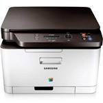 Multifuncional Samsung Laser Color CLX3305W com Wi-Fi