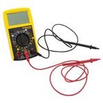 Multímetro Digital 7 Funções 20 Estágios com Sensor e Medidor de Temperatura Stanley