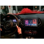 """Multimídia Jeep Compass Hetzer S800 Android 10"""""""