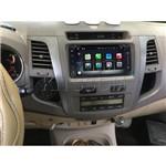 "Multimídia Toyota Hilux Xdroid Android 8.0 e Tv Full Hd 7"""