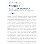 Musica e Cultura Popular - Editora 34