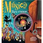 Música para Crianças + Cd - Ciranda Cultural