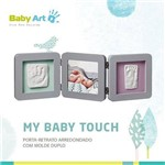 My Baby Touch 2P Grey Baby Art