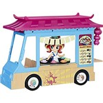 My Little Pony Conjunto Equestria Girl Mini Caminhãozinho de Sushi - Hasbro