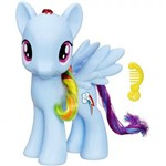 My Little Pony Figura Princesa Rainbow Dash 21cm - Hasbro