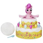 My Little Pony-Jogo Bolo Surpresa da Pinkie Pie Hasbro B2222