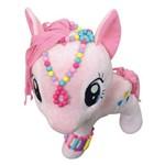 My Little Pony Pelúcia com Miçangas Pinkie Pie - Fun Divirta-Se
