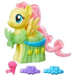 My Little Pony Penteado de Gala Apple Jack - Hasbro