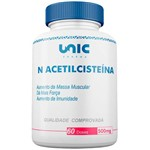 N Acetil Cisteina 500mg 60 Caps Unicpharma