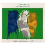 Nadja Salerno-Sonnenberg & Duo Assad - Originis Live From Brazil