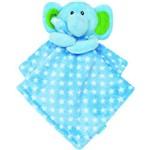 Naninha Elefantinho Azul com Estrelinhas Buba 4751