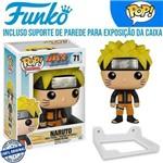 Naruto Funko Pop #71 + Suporte de Parede