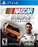 Nascar Heat Evolution - Ps4