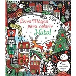 Natal - Livro Magico para Colorir