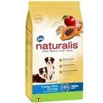 Naturalis Cão Filhote Frango/peru/frutas 2 Kg