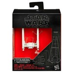 Nave Star Wars Command Shutlle Kylo Ren Titanium Series - Hasbro B3932