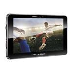 Navegador Gps Multilaser GP038 Tracker Iii Gps com Tv Digital e Rádio Fm com Tela em LCD Touch 7.0