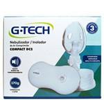 Nebulizador Ar Comprimido Compact DC2 G-Tech