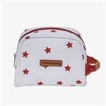 Necessaire Baby Navy Star Vermelha - Masterbag Baby